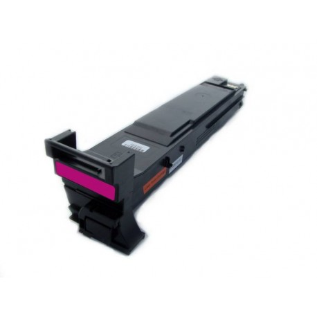 Toner Konica Minolta A0DK351 červený (magenta) 8000 stran kompatibilní - Magicolor 4650, 4690, 4695