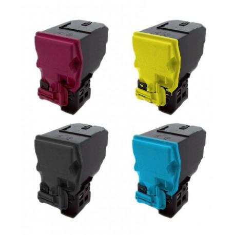 4x Toner Konica Minolta Magicolor TNP-19, TNP-19K, A0X5151, A0X5251, A0X5351, A0X5451 - C/M/Y/K kompatibilní -  4750 / 4750DN