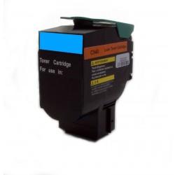 Toner Lexmark C540H2CG  modrý (cyan) 2000 stran kompatibilní - C540, C544, X544