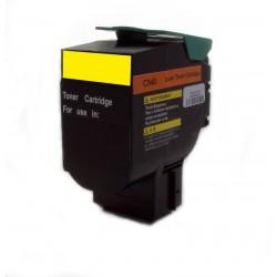 Toner Lexmark C540H2YG žlutý (yellow) 2000 stran kompatibilní - C540, C544, X544