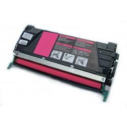 Toner Lexmark C734A2MG červený (magenta) 6000 stran kompatibilní - C734, C736, X734, X736