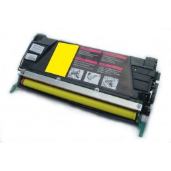 Toner Lexmark C734A2YG žlutý (yellow) 6000 stran kompatibilní - C734, C736, X734, X736