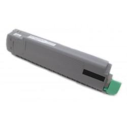 Toner Oki C8600 43487712 černý (black) 6000 stran kompatibilní - Oki C8600N, C8800, C8800N, C8800DN