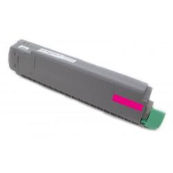 Toner Oki C8600 43487710 červený (magenta) 9000 stran kompatibilní - Oki C8600N, C8800, C8800N, C8800DN