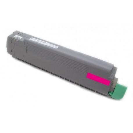 Toner Oki C8600 43487710 červený (magenta) 6000 stran kompatibilní - Oki C8600N, C8800, C8800N, C8800DN