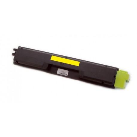 Toner Kyocera Mita TK-590Y (TK-590) žlutý (yellow) 5000 stran kompatibilní - Kyocera MIta FS-C2026 MFP, FS-C2126 MFP, FS-C2626