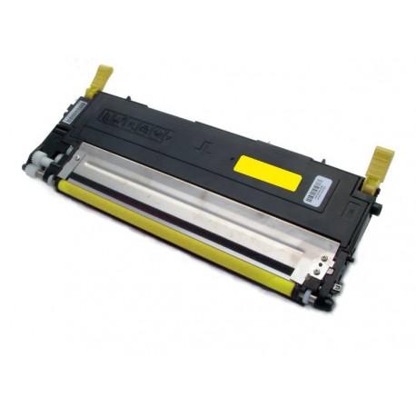 Toner Samsung CLT-Y4072S (Y4072) žlutý (yellow) 1000 stran kompatibilní - CLP-320, CLP-325, CLX-3185