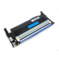 Toner Samsung CLT-C406S (C406S, C406) modrý (cyan) 1000 stran kompatibilní - CLP-360, CLP-365, CLX-3300, CLX-3305, C410W, C460W