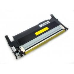 Toner Samsung CLT-Y406S (Y406S, Y406) žlutý (yellow) 1000 stran kompatibilní - CLP-360, CLP-365, CLX-3300, CLX-3305 C410W C460W