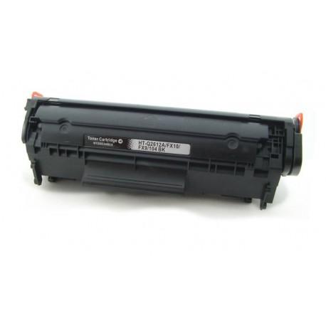 Toner HP Q2612X  (Q2612A, 12A, 2612A) 3500stran kompatibilní - 12A, LaserJet 1010 / 1015 / 1020 / 1022