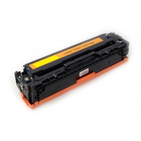 Toner HP CB542A žlutý (yellow) 1400stran kompatibilní - LaserJet CP-1210 / CM-1312 MFP / CP-1214 / CP-1515