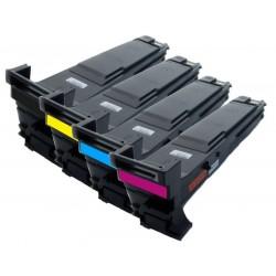Sada 4x Toner Konica Minolta Magicolor A0DK152, A0DK252, A0DK352, A0DK452 - C/M/Y/K kompatibilní - 4650, 4690, 4695