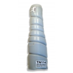 Toner Konica Minolta TN114 (TN-114, 8937-784, MT-106B) 11 000 stran kompatibilní pro Bizhub 162, 210, 220, 163, 7516