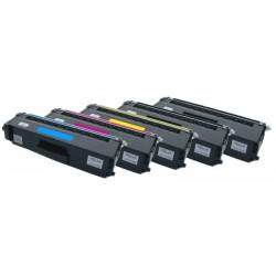 5x Toner Brother TN-321 (TN-321Bk, TN-321C, TN-321Y, TN-321M) - C/M/Y/2x K kompatibilní - DCP-L8400CDN,HL-L8350CDW,MFC-L8650CDW