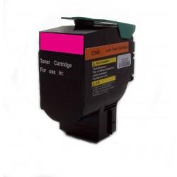 Toner Lexmark 70C2HM0 / 702HM červený (magenta) 3000 stran kompatibilní - CS310, CS310DN, CS410, CS510