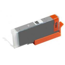 Canon CLI-571GY šedá (gray) (CLI-571XL,PGI-570) MG7750, MG7751, MG7752, MG7753 kompatibilní inkoustová náplň (cartridge)