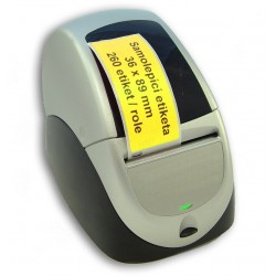 Etikety / Štítky Seiko SLP Label 36x89mm žluté, SLP-2RLE, 260ks - kompatibilní