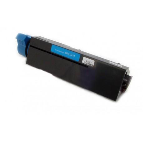 Toner Oki B432 45807111 černý (black) 12000 stran kompatibilní - Oki B432DN, MB562dnw, MB492dn, B512dn