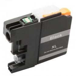 Cartridge Brother LC-3219XLBk (LC-3219Bk, LC-3217, LC-3217Bk) černá (black) -  kompatibilní inkoustová náplň (cartridge)