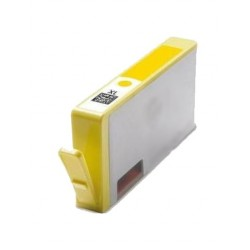Cartridge HP 920Y (920XL, HP920, HP 920 XL, CD974A) žlutá (yellow) HP OfficeJet 6000 6500 7000-kompatibilní inkoustová náplň