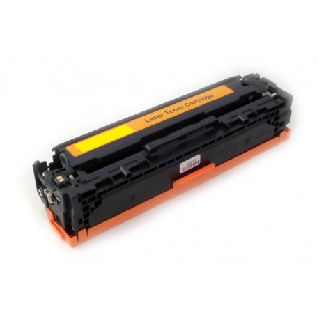 Toner HP CF542A (CF542, 203A) žlutý (yellow) 1300 stran kompatibilní - Color LaserJet Pro MFP M254dw, M254nw, M280, M281, M254