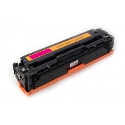 Toner HP CF543A (CF543, 203A) červený (magenta) 1300 stran kompatibilní - Color LaserJet Pro MFP M254dw, M254nw, M280, M281,M254
