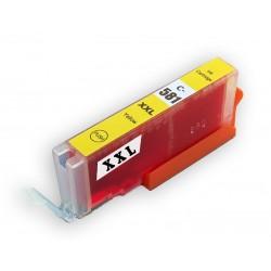 Canon CLI-581XXL Y (CLI-581XL Y, CLI-581Y, CLI-581) žlutá (yellow) - kompatibilní inkoustová náplň (cartridge PGI-580)