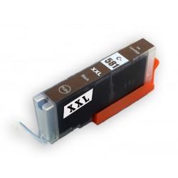 Canon CLI-581XXL Bk (CLI-581XL Bk, CLI-581Bk, CLI-581) černá (black) - kompatibilní inkoustová náplň (cartridge PGI-580)
