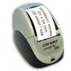 Etikety / Štítky Dymo Label Writer 101x54mm, 99014, S0722430, 220ks kompatibilní - DYMO