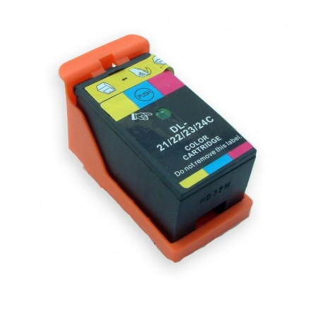 Inkoustová cartridge barevná Dell V313 /  V515 / V715 / P513 / P713 - X738N /  X752N - 592-11313, 592-11329 - renovovaná