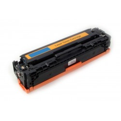 Toner HP CF541X (CF541, 203X) modrý (cyan) 2500 stran kompatibilní - Color LaserJet Pro MFP M254dw, M254nw, M280, M281, M254