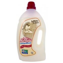 Soffice Lavatrice Marsiglia 2475ml - prací gel na bílé i barevné prádlo s marseillským mýdlem- MADEL