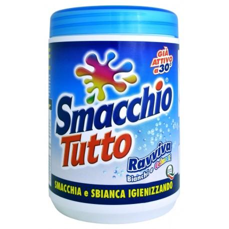 Neflek Smacchio Tutto 600g - Sypký odstraňovač skvrn na bílé i barevné prádlo - MADEL