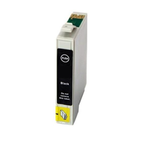 Cartridge Epson 502XL (C13T02W14010) černá (black) - kompatibilní inkoustová náplň - Expression Home XP-5100, XP-5105, WF-2860