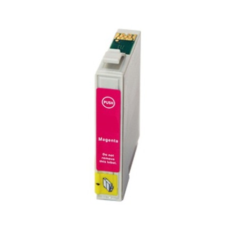 Cartridge Epson 502XL (C13T02W34010) červená (magenta) - kompatibilní inkoustová náplň - Expression Home XP-5100, XP-5105