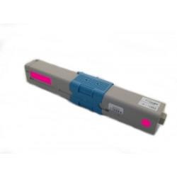 Toner Oki C332 46508710 červený (magenta) 3000 stran kompatibilní - Oki MC363, MC363dw, C332dn, C332cdw, MC363cdw