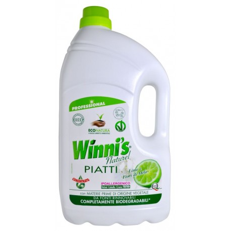 Winni's Piatti Lime 5000ml - MADEL