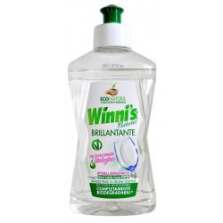 Winni's Brillantante 250ml -  Hypoalergenní mycí leštidlo do myčky nádobí  - MADEL