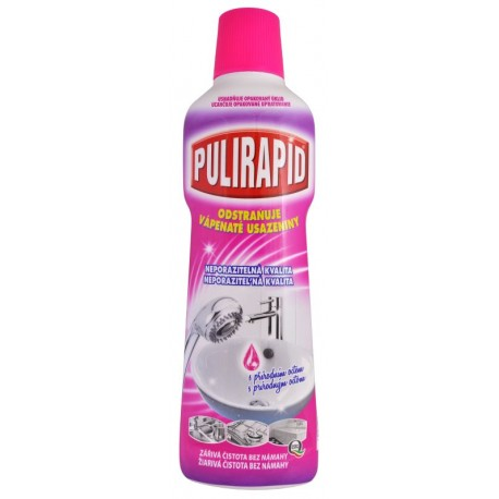 Pulirapid Aceto 500ml - MADEL