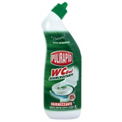 Pulirapid WC Gel 750ml - MADEL