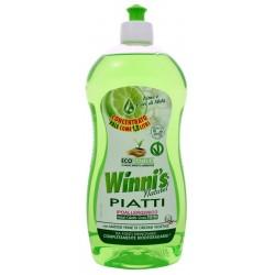 Piatti Verde Lime 750ml -  Hypoalergenní mycí prostředek na nádobí s vůní limetky - MADEL
