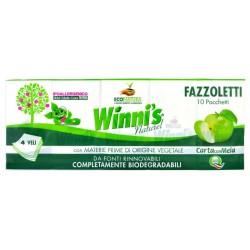 Winni's Tovaglioli - Ekologické papírové ubrousky - MADEL