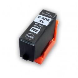 Cartridge Epson 202XL (T202XL, T02H14010) foto černá (photo black) kompatibilní inkoustová náplň Expression Premium XP-6000