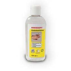 Rheosept 100ml - Bezoplachová dezinfekce na ruce, certifikovaná i pro použití v chirurgii, ničí viry, bakterie, houby - RHEOSOL