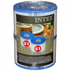 INTEX 29001 Whirlpool filtrační kartuše S1 (2 ks)